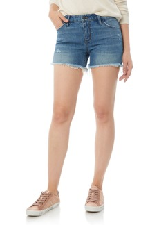 Sam Edelman Distressed Denim Cutoff Shorts (Dannie)
