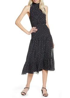 Sam Edelman Ditsy Astro Midi Dress