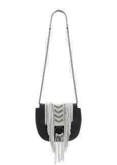 SAM EDELMAN Donna Leather Crossbody Bag