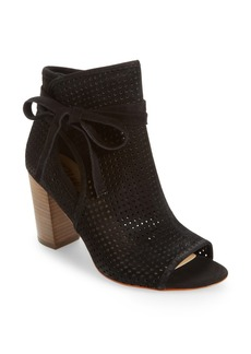 Sam Edelman Ellery Open Toe Bootie (Women)