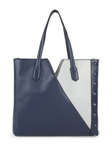 Sam Edelman Emery Colorblock Leather Tote