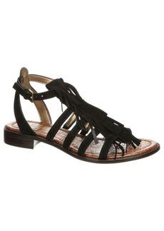 Sam Edelman Estelle Fringed Leather Sandals