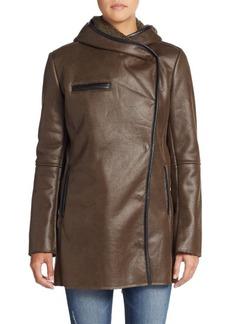 Sam Edelman Faux Shearling Coat