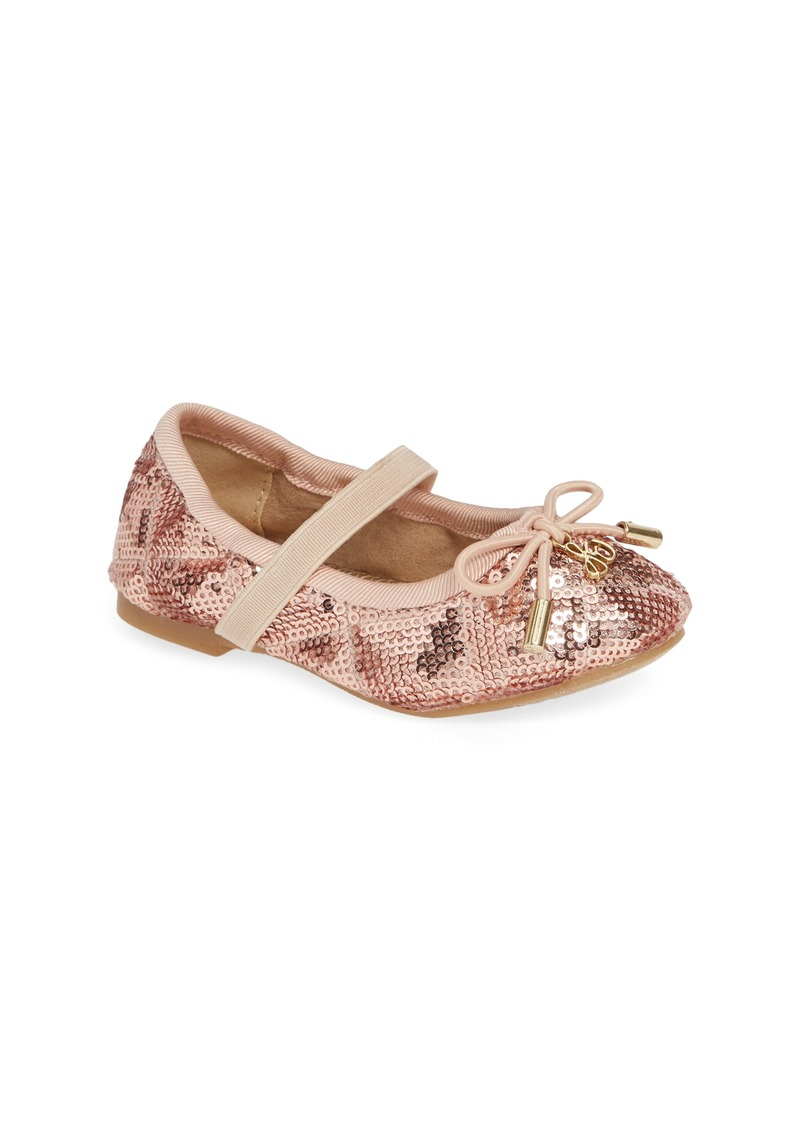 f89b6ee9ef5c3 Sam Edelman Sam Edelman  Felicia  Mary Jane Ballet Flat (Toddler ...