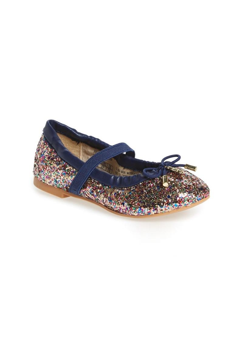 Sam Edelman 'Felicia' Mary Jane Ballet Flat (Toddler)