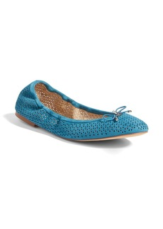 Sam Edelman 'Felicia' Perforated Flat