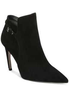 Sam Edelman Fiora Dress Booties Women's Shoes