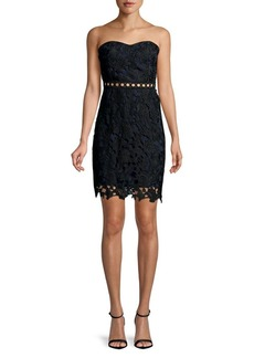 Sam Edelman Floral Lace Dress
