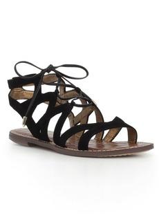 Sam Edelman Gemma Suede Gladiator Sandals