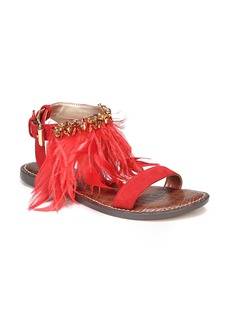 Sam Edelman Genevia Feather Sandal (Women)