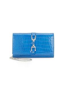Sam Edelman Gigi Embossed Leather Wallet