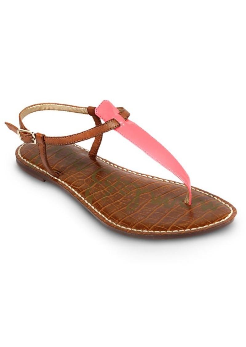 Sam Edelman Gigi Thong Slide Sandals RhW3Y5