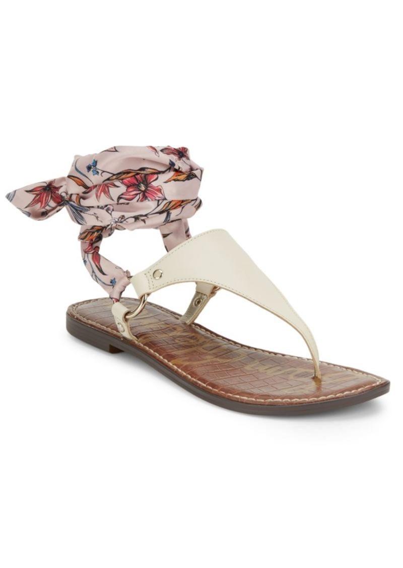 e8cae9949ad Sam Edelman Sam Edelman Giliana Lace-Up Sandals
