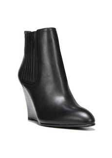 Sam Edelman Gillian Leather Wedge Ankle Boots