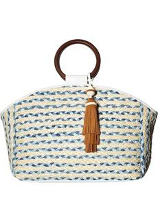 Sam Edelman Gwendolyn Convertible Top Handle Bag grey/multi