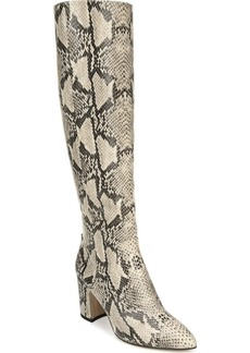 Sam Edelman Hai Knee-High Block-Heel Boots Women's Shoes