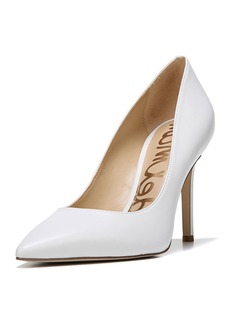 Sam Edelman Hazel Napa Leather Pointed-Toe Pump