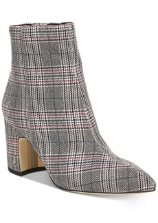 Sam Edelman Hilty Ankle Booties Women's Shoes