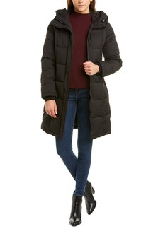 Sam Edelman Hooded Puffer Coat