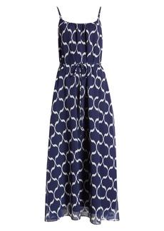 Sam Edelman Ikat Sleeveless Maxi Dress