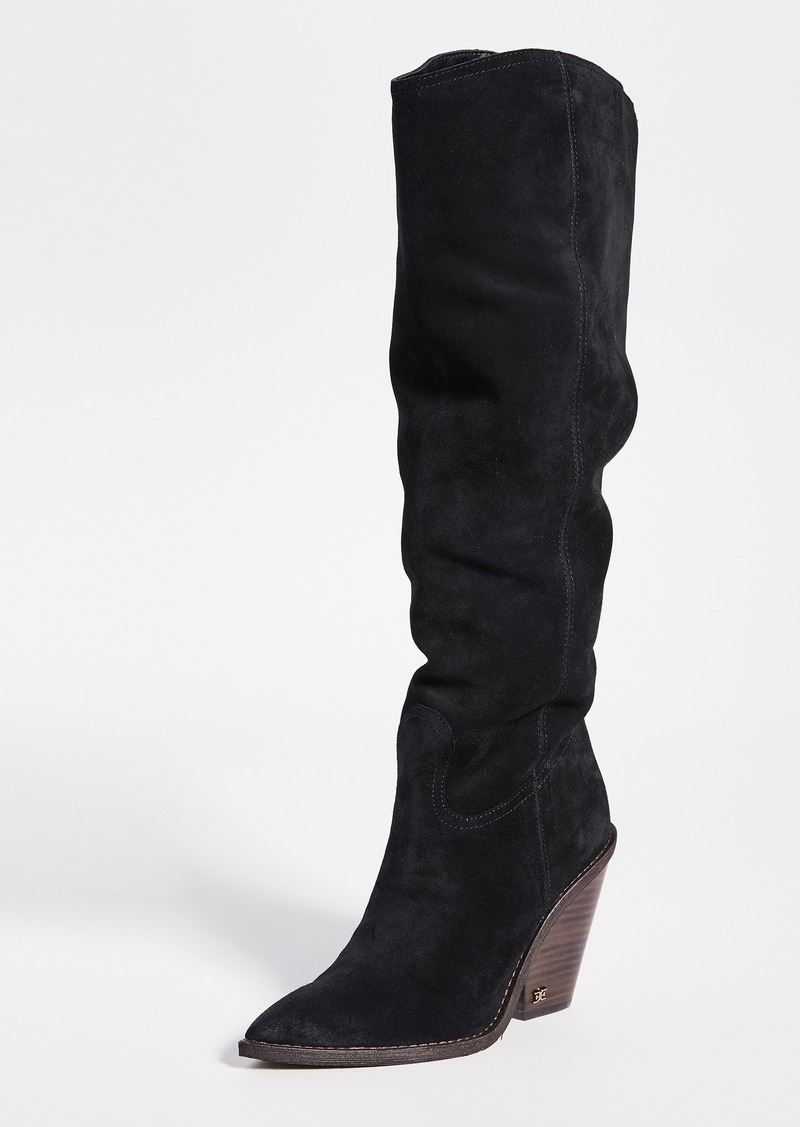 Sam Edelman Indigo Boots