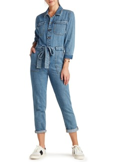Sam Edelman Jazzi Denim Jumpsuit