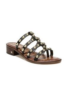 Sam Edelman Juniper Studded Gladiator Slide Sandal (Women)
