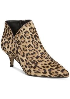 Sam Edelman Kadison Kitten-Heel Booties Women's Shoes