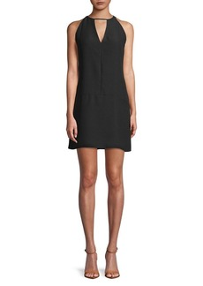 Sam Edelman Keyhole Shift Dress