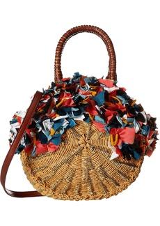 Sam Edelman Kiran Convertible Top Handle Bag spice