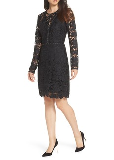 Sam Edelman Lace Sheath Dress