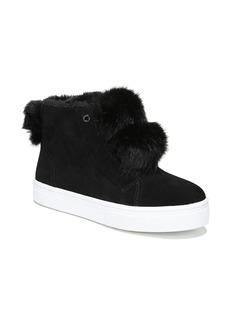 Sam Edelman Lear Faux Fur Sneaker (Women)