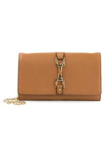 Sam Edelman Leather Convertible Chainlink Wallet