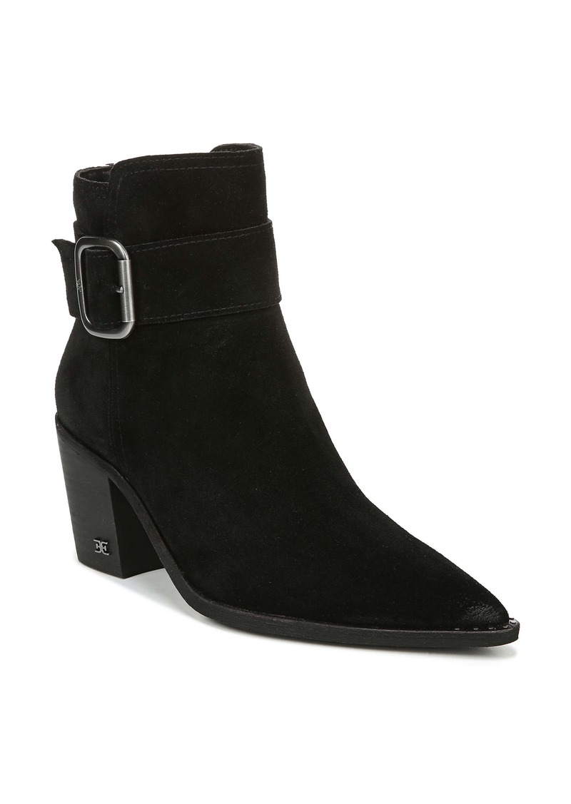 Sam Edelman Leonia Pointed Toe Bootie (Women)