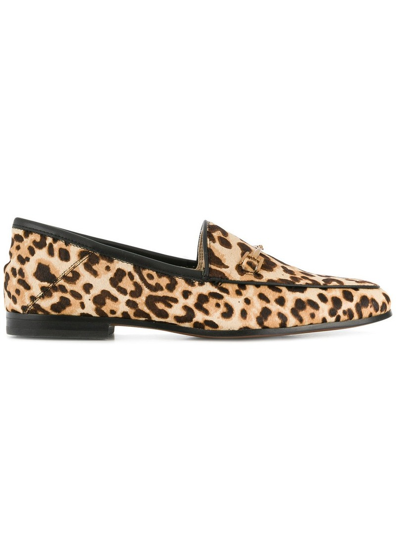 c48dfd5c4a4 SALE! Sam Edelman leopard printed loafers
