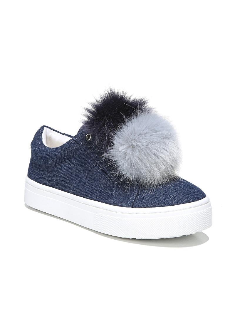 5b25b0f88f3d1 Sam Edelman Sam Edelman  Leya  Faux Fur Laceless Sneaker (Women)