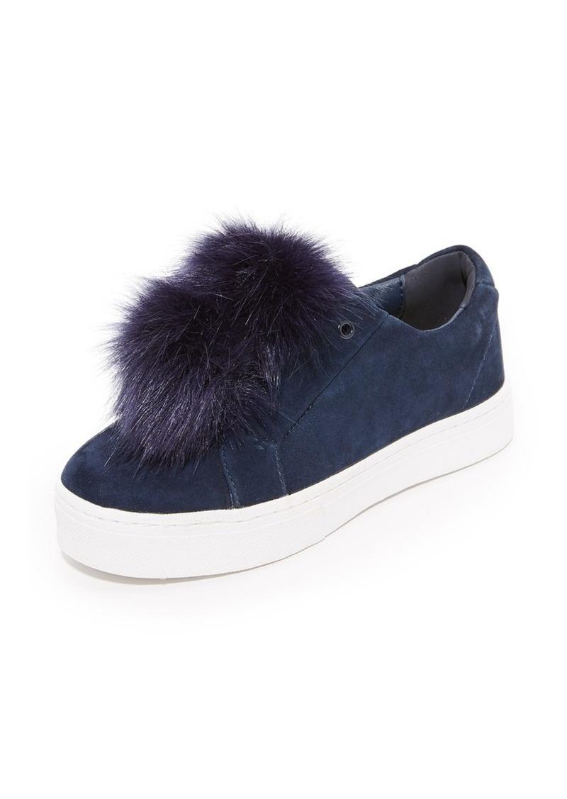 0a25141bd3cd Sam Edelman Sam Edelman Leya Pom Pom Sneakers Now  55.00