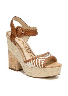 Sam Edelman Lillie Platform Sandal (Women)