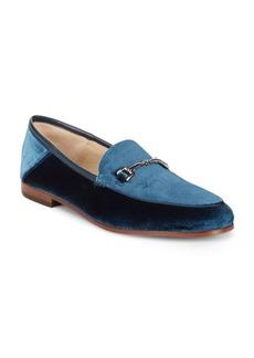 Sam Edelman Loraine Velvet Loafers