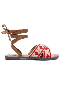 Sam Edelman Luisa Sandal in Brown. - size 10 (also in 7,7.5,8,8.5,9.5)