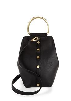 Sam Edelman Madalynn Leather Bucket Bag