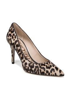 Sam Edelman Margie Genuine Calf Hair Pump (Women)