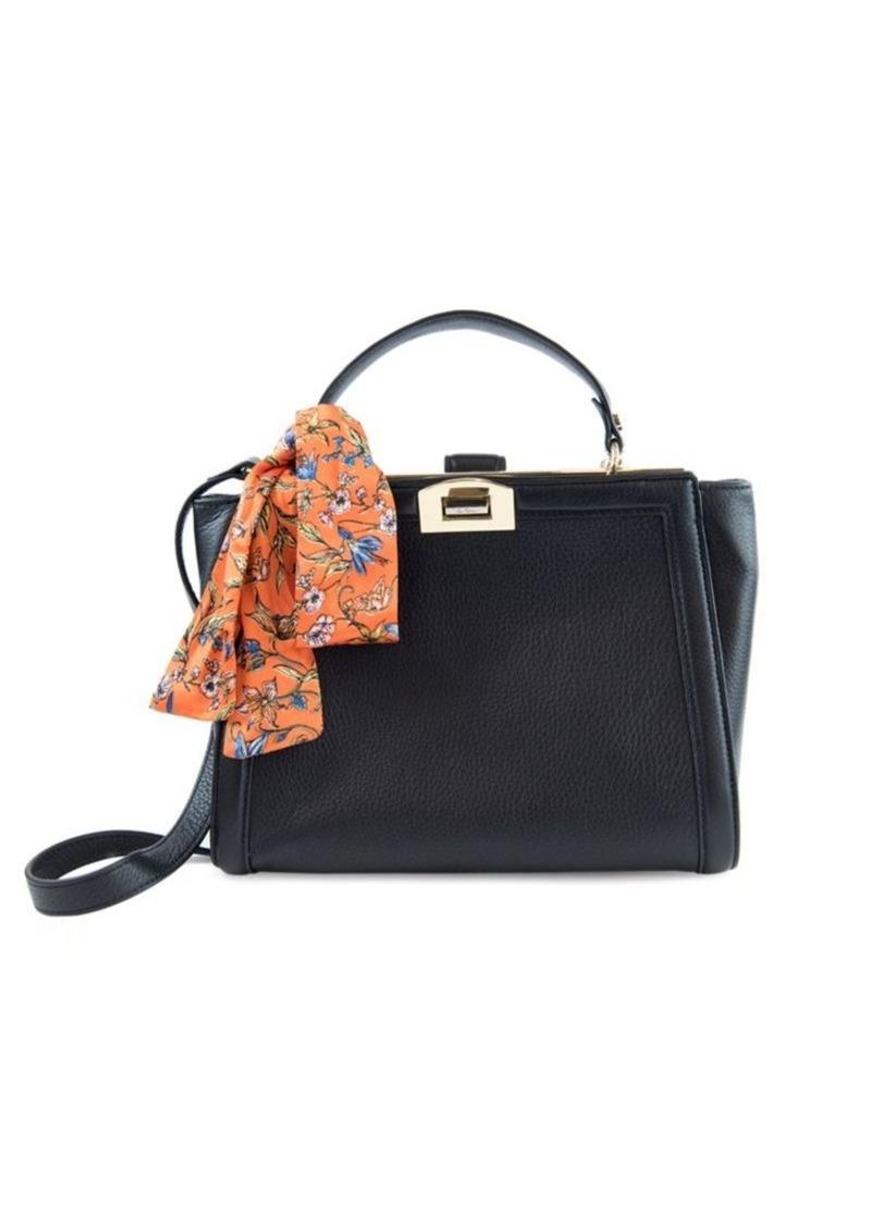 6d5b4559c3e3 Sam Edelman Sam Edelman Melanie Leather Top Handle Bag
