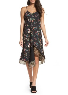 Sam Edelman Mix Media Slipdress