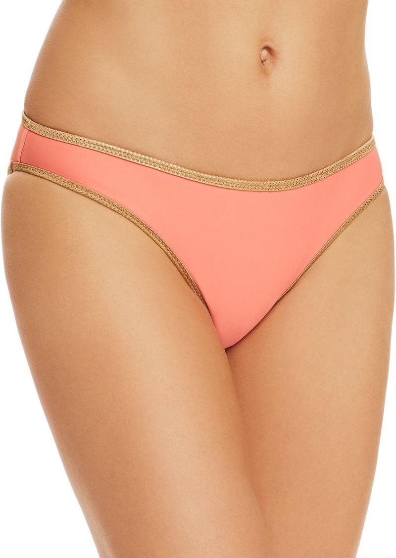 Sam Edelman Moderate Coverage Reversible Bikini Bottom