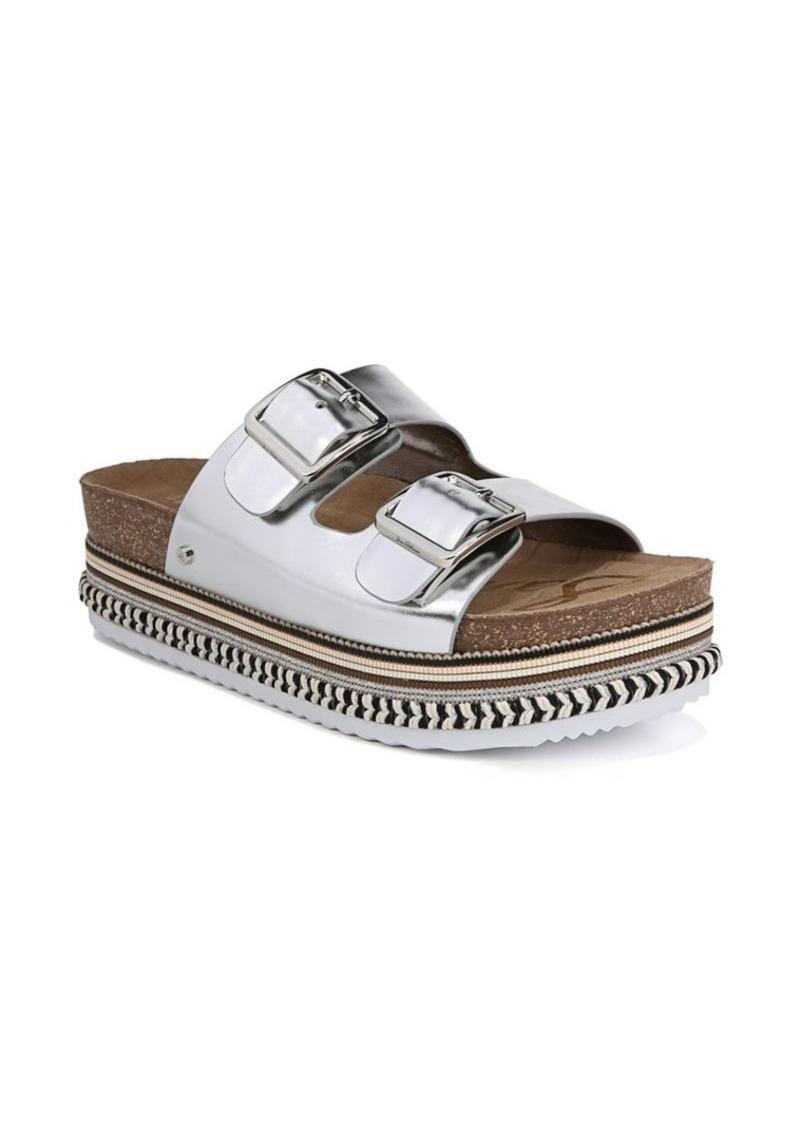 30d7bed075e Sam Edelman Sam Edelman Oakley Metallic Sandals