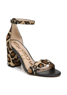 Sam Edelman Odila Genuine Calf Hair Sandal (Women)