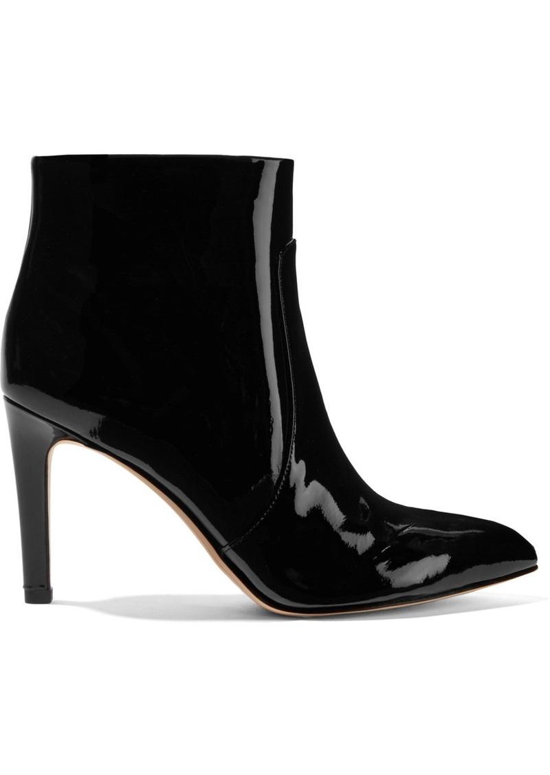 3d81158e3e295b SALE! Sam Edelman Sam Edelman Olette patent-leather ankle boots