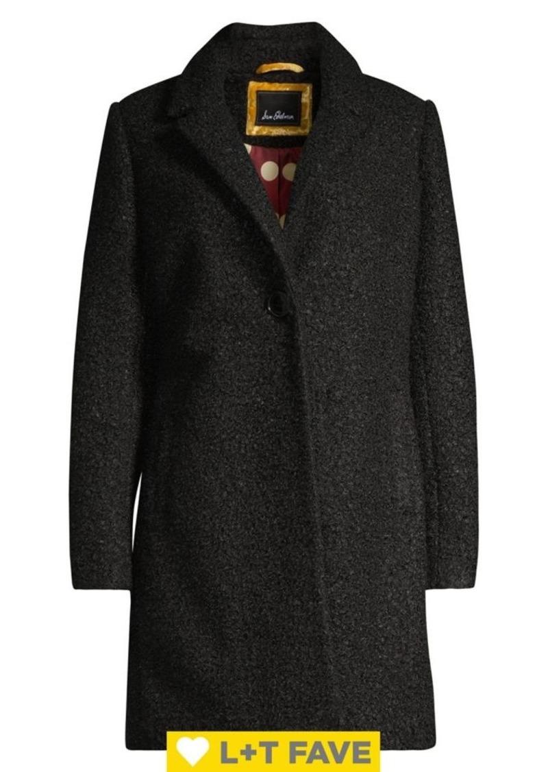 Sam Edelman One-Button Walker Coat