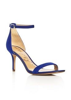 Sam Edelman Patti Suede Ankle Strap Sandals